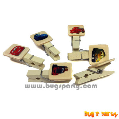 Disney Cars Mini Clips