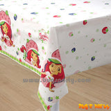 Strawberry Shortcake Tablecover