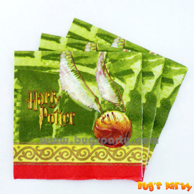 Harry Potter Bev Napkins