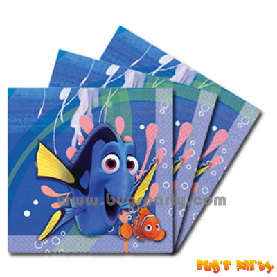 Finding Dory L Napkins