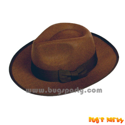 Character Fedora Brown
