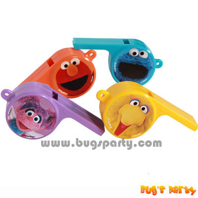 Sesame Street Large Whistle