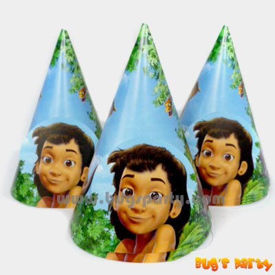 Jungle Book Cone Hats