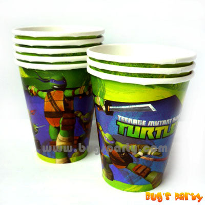 TM Ninja Turtles Cups