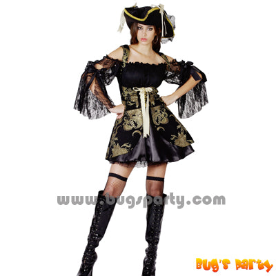 Costume Pirate Woman