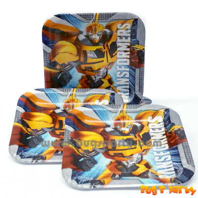 Transformers Core 7in Plates