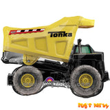 Construction Tonka Truck Balloon