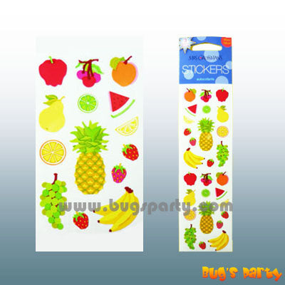 Stickers Garden Fruits