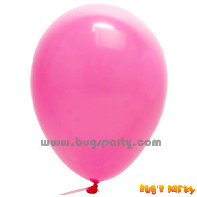 Balloon Lx Solid Petal Pink