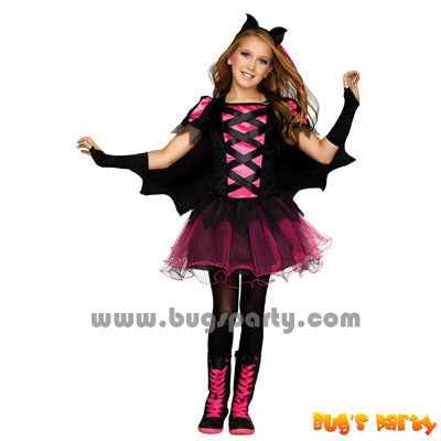 Bat Queen Child Halloween costume