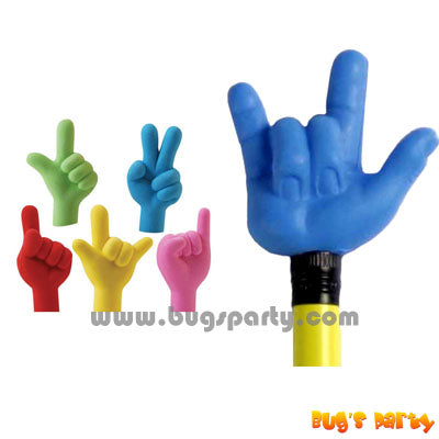 Favors Pencil Topper Eraser
