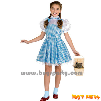 Costume Wizard of Oz Dorothy