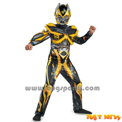 Costume Transformers Bee