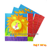Jungle Animal L Napkins