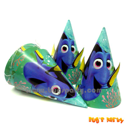Finding Dory Cone Hats