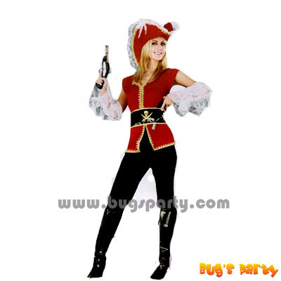 Costume Pirate Lady ADL