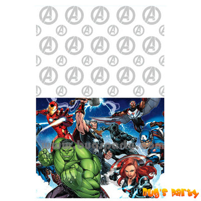 Avengers Epic Table Cover