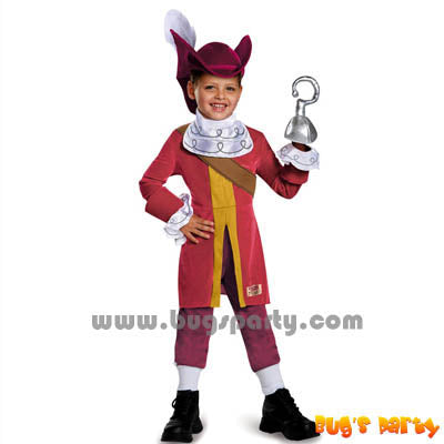 Costume Captain Hook Chd
