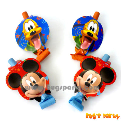 Mickey Blowouts