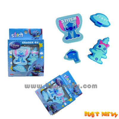 Stitch Shape Erasers