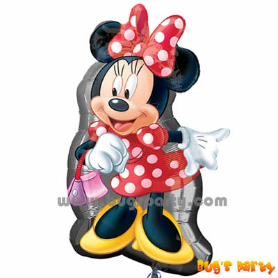 Balloon Minnie Full Body