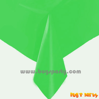 Festive Green color Table Cover