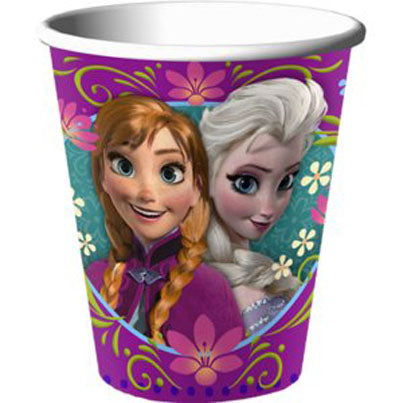 Disney Frozen 9oz Cups