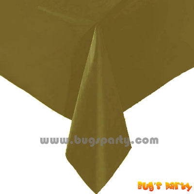 Gold Color Tablecover