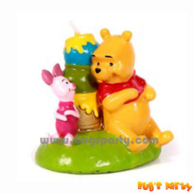 Pooh and Pals 3D Candle