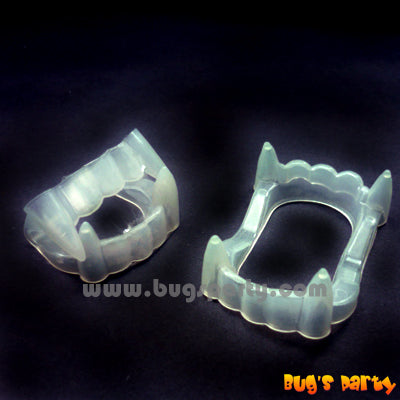 Vampire Glow in dark Teeth