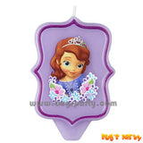 Sofia The First Candle