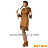 Native American Red Indian Costume