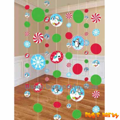 Christmas Fun String Decoration