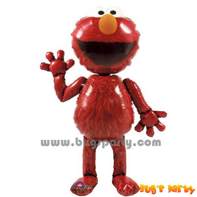 Elmo Airwalker Balloon