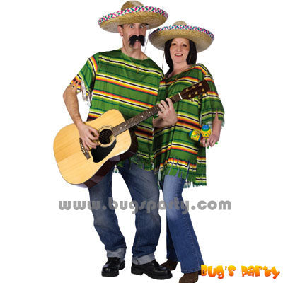 Costume Mexican Serape