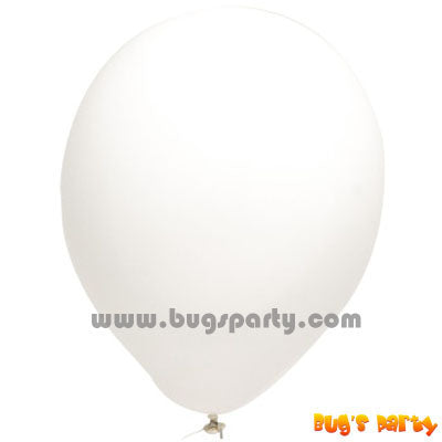 Balloon Lx Solid White