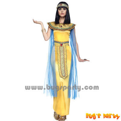 Costume Cleopatra Gold