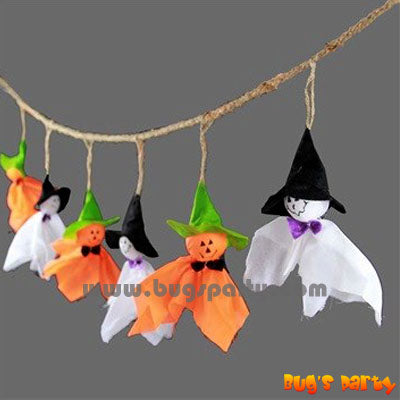 Awesome Creatures Garland