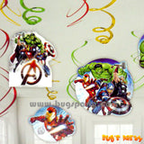 Avengers Epic Swirls Deco