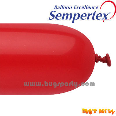 Modelling Balloon 260 Red