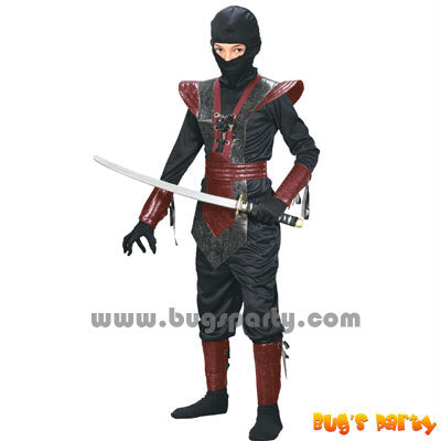 Costume Ninja Fighter