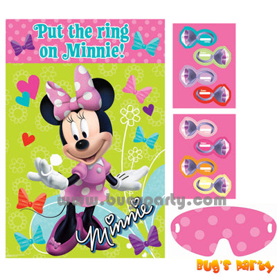 Minnie Mouse Party Game