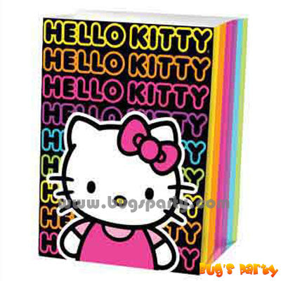 Hello Kitty Paper Bags