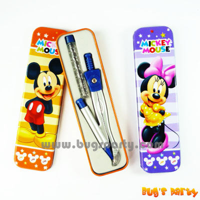 Mickey Minnie Compasses
