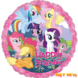 Little Pony Bday Balloon