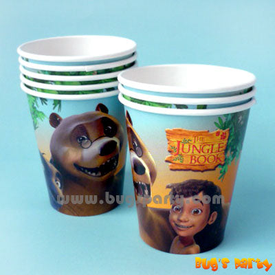 Jungle Book Cups