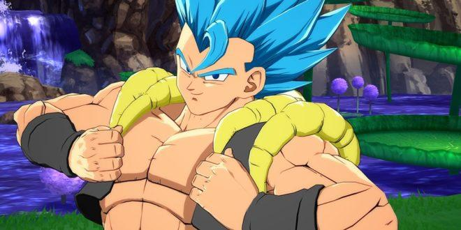 Dragon Ball FighterZ: HD Gogeta Images