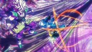 Official DBS Broly Novel Explains '' Gogeta vs Broly Dimensional Fight ''
