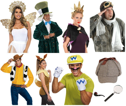 Halloween Costumes & Accessories - Shopigear
