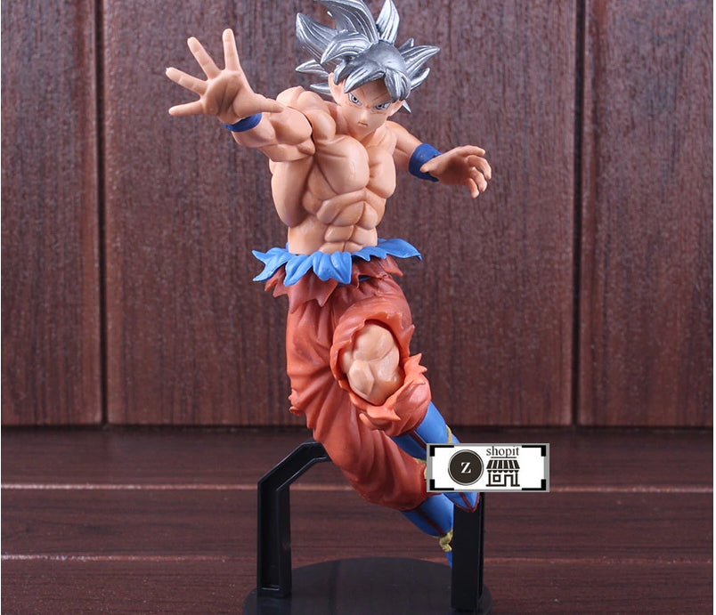 Ultra Instinct Goku Figure
